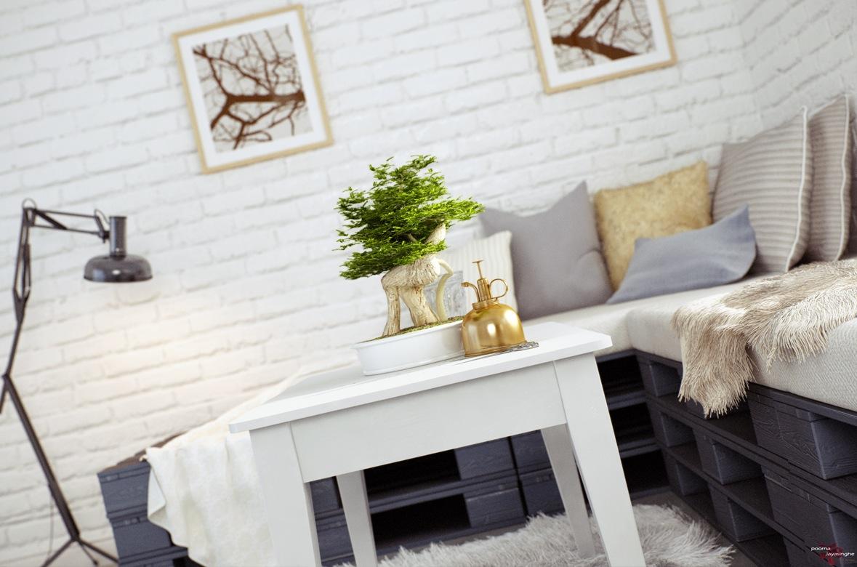 decoració amb palets